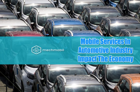 How mobile services in automotive industry can impact the economy